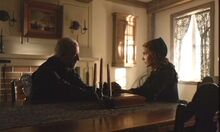 Anne and John Hale still