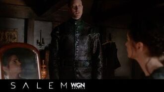 WGN America's Salem Season 3 305 Mary and the Sentinel
