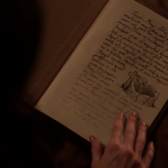 Anne Hale's grimoire entry about the well