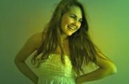 Kelsey Laughing