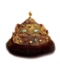 C004 Crowns World i05 Fur Crown