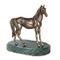 C333 Bronze statuettes i05 Bronze horse