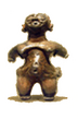 C516 Legacy of the ancients i03 Clay statuette