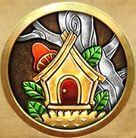Winter's Tale Woodlander's Amulet