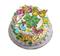 C359 Floral cake i06 Floral cake