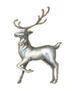 C468 Christmas sleigh i05 Comet figurine