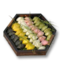 C192 Christmas delicacy i05 Songpyeon