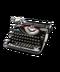 C073 Police notes i06 Typewriter