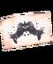 C152 Symmetrical inkblots i04 Rorschach inkblot 4