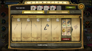 Collection Ancient Arsenal