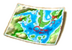 C562 Marine navigation i01 Underwater world map