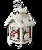 C276 Christmas ornaments i01 Lantern
