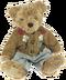 C122 Fairy tale Animals i02 Little bear