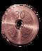 Bronze weight disc