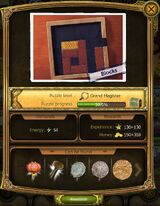 The Legend Returns Blocks Challenge