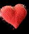C210 Hearts i01 Knitted Heart