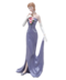C150 Unhappy Wives i05 Woman purple dress