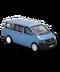 C211 Toy cars i01 Minivan