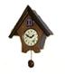 C456 Haunted House i01 Cuckoo clock