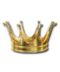 C004 Crowns World i01 Gold Crown