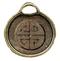 C319 Set of amulets i04 Metal sign
