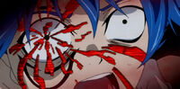 Jellal gets infected by Zelef