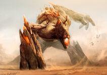 Earth titan
