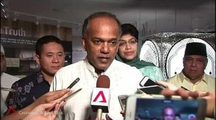 K Shanmugam Targeting of gay community in Orlando shooting 'unacceptable'