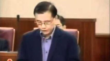 Ho Peng Kee opposes the repeal of Section 377A