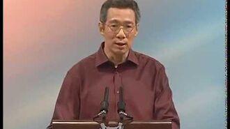 National Day Rally 2004 (Malay & Mandarin & English Part 1)