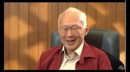 Lee Kuan Yew's views on homosexuality & Christians in the cabinet