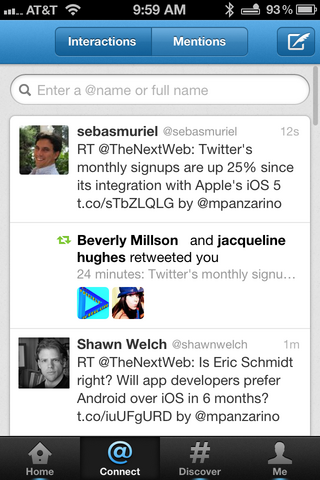 File:Twitter App on the iPhone.png