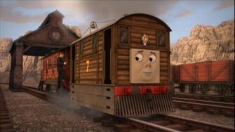 The Tram Engine Who Could