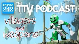 """BIONICLE G3 Matoran Size Debate and Toa Weapon Design - """"High School Podcast"""" - TTV Podcast -242"""