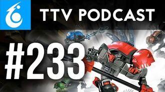 """Bionicle Reboot """"Phweffie McFriendZone"""" TTV Podcast 233"""