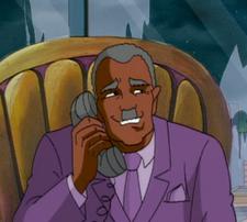 Mayor Blank