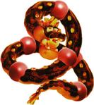 Fire Gobblegut Artwork - Super Mario Galaxy 2
