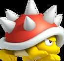Spiny Artwork - New Super Mario Bros. 2