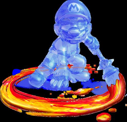 File:Shadow Mario Artwork - Super Mario Sunshine.png
