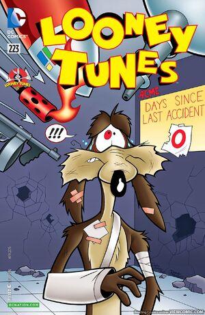 Looney Tunes DC 223