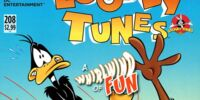Looney Tunes (DC Comics) 208
