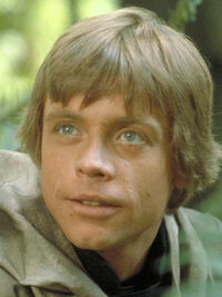 Luke on Endor