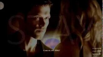 Klaus and Caroline Soldier