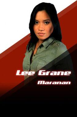 Lee Grane Maranan