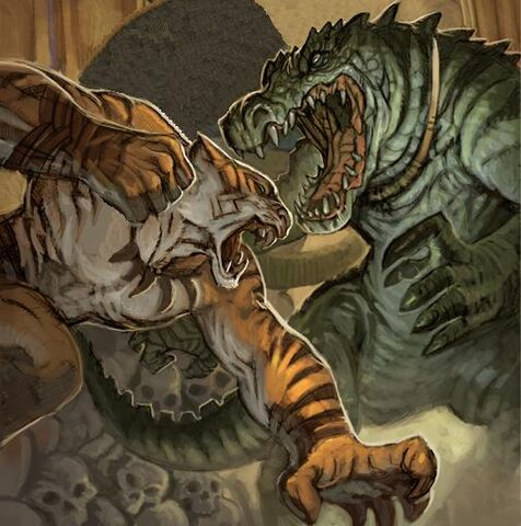 File:Khreeshan and Sobek discuss the future.jpg