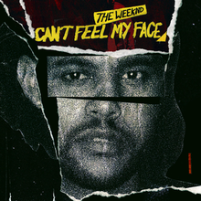 File:The Weeknd - Can't Feel My Face.png