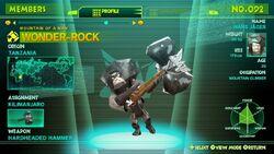 Wonder-Rock