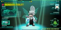 Wonder-Toilet