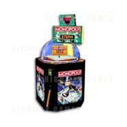Monoply arcade game