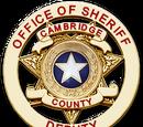 Cambridge County Sheriff's Department